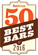 Foobooz Top 50 Bars in Philly Logo